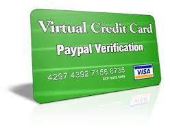 Virtuali kreditinė kortelė